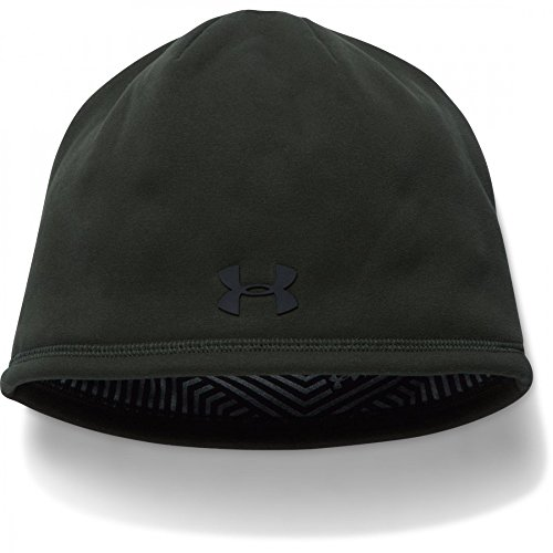 Under Armour Cappello invernale da uomo Sportswear Elements 2.0 Beanie, Uomo, Sportswear Hut Elements 2.0 Beanie, Artillery Green, Taglia unica