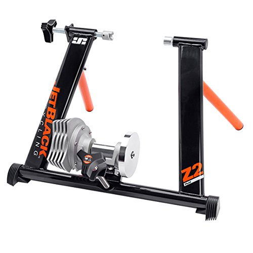JetBlack Z2 Trainer: Fluid Resistance with Free Lite Training App (Jetblack Cycling compare prices)