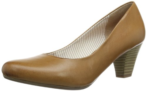 Amia Womens 223 665 Pumps Brown Braun (cognac ld 455) Size: 39