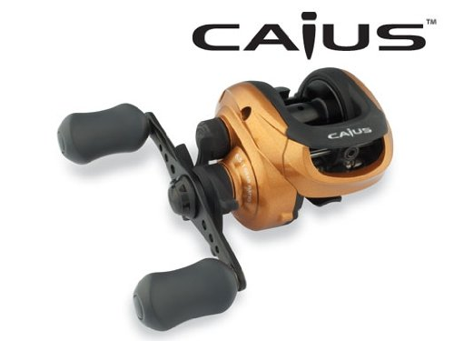 Shimano Caius Reel L/H B-Cast 6.3:1 155/14# Size 