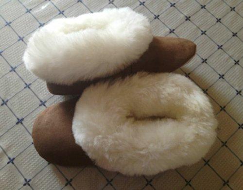 Handmade Alpaca Slippers
