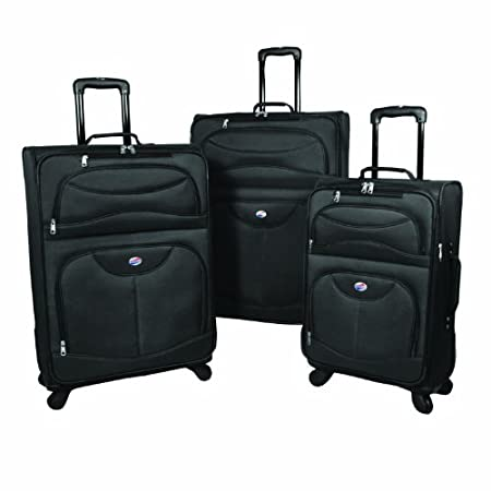 American Tourister Luggage Set 3 Piece Luggage Set