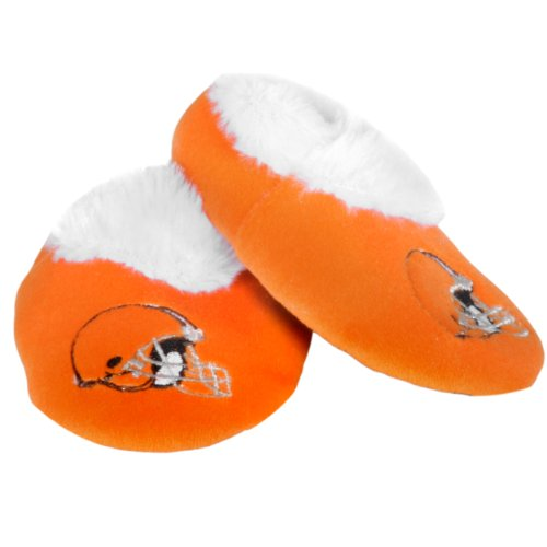 Cleveland Browns Baby Booties Price pare