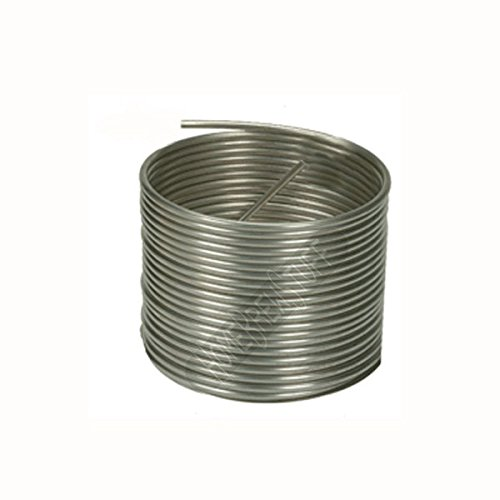HomeBrewStuff Stainless Steel Tubing Coil - 3/8