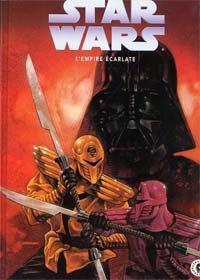 Star wars, l'empire ecarlate, tome 1 :