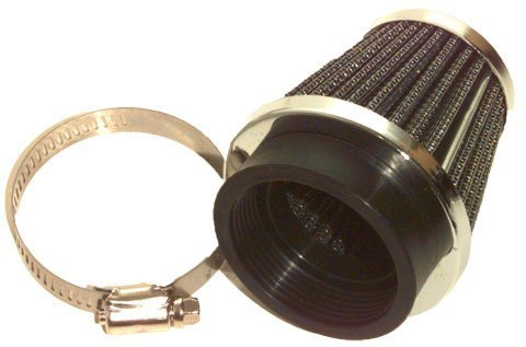 Emgo 12-55752 52mm Clamp-On Air Filter by Emgo