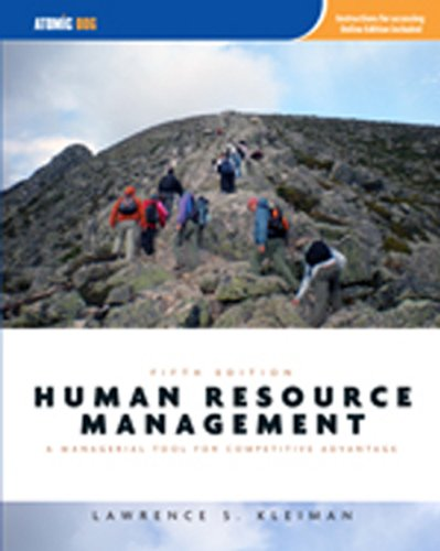 Human Resource Management: Managerial Tool for...
