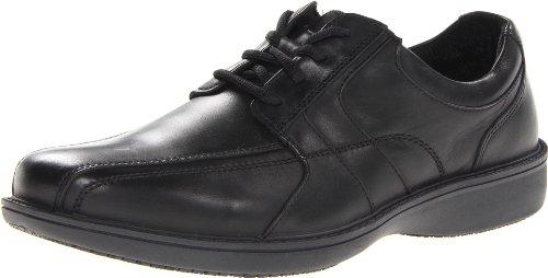 Clarks其乐 Wader Run 男士防滑牛津皮鞋