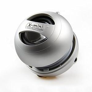 XMI X-mini II Capsule Speaker - Silver