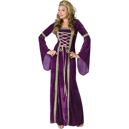 Fun World Women's Renaissance Lady Adult Costume