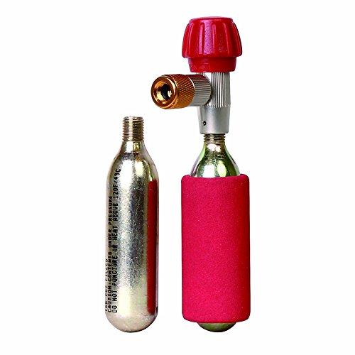 TNI (Tien is) CO2 bomb set (valve type)