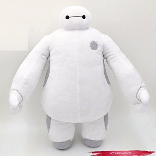 "Big Hero 6 Marshmallow Balloon Man Snowman Baymax Stuffed Plush Doll, 7"" (18cm) - 1"