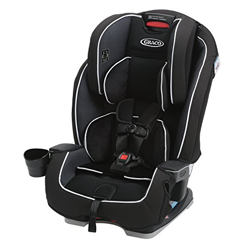 Learn More About Graco Milestone All-in-1 Car Seat, Gotham