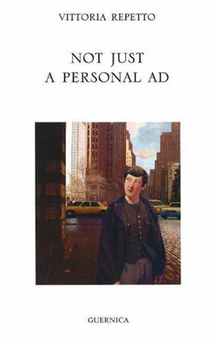 Not Just A Personal Ad (European Contributions to American Studies): Vittoria Repetto: 9781550712445: Amazon.com: Books