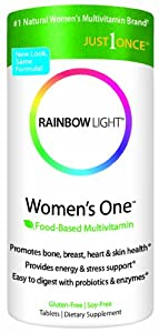 Rainbow Light, Women's One Multivitamin, 150 Tablets