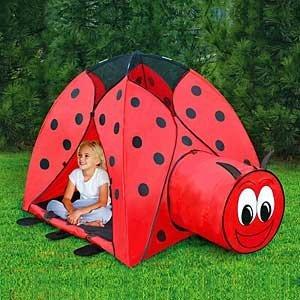 Buy Ladybug Tent Now & Play Tents u0026 Tunnels: October 2011