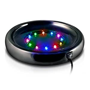 Wavepoint color transformer led fish bowl for Fish bowl amazon