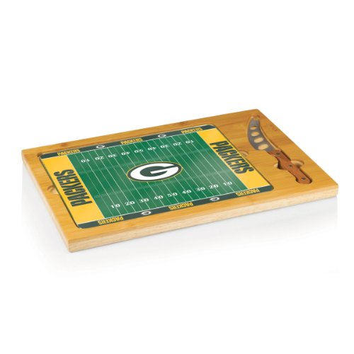Nfl Green Bay Packers 3-Piece Icon Cheese Set