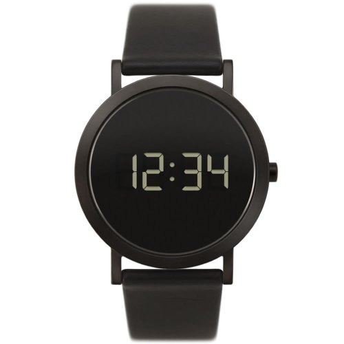 Normal Timepieces - Extra Normal Grande Digital - Black/Black