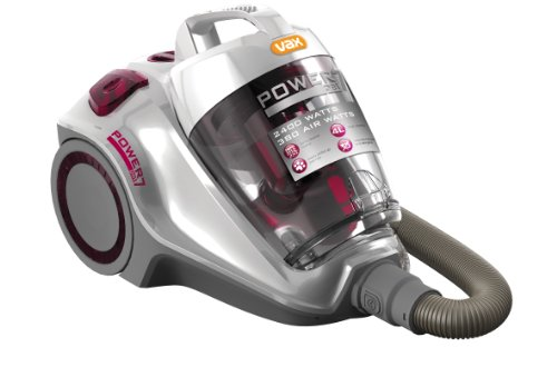 Vax C89-P7N-P Power 7 Pet Cylinder Vacuum Cleaner