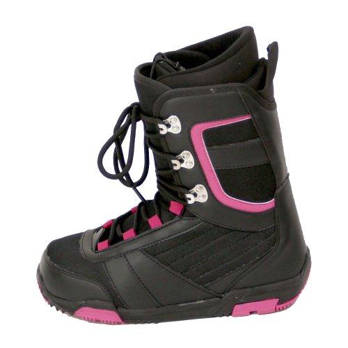 VAXPOT(バックスポット) スノーボードブーツ シューレースタイプ(靴紐タイプ) VA-3655 レディース 24.5cm