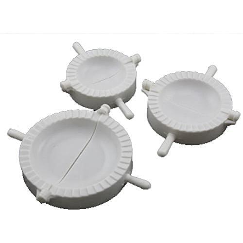 Great Value Kitchen Tools & Gadgets 3 Pcs Dumpling Empanada Turnover Maker