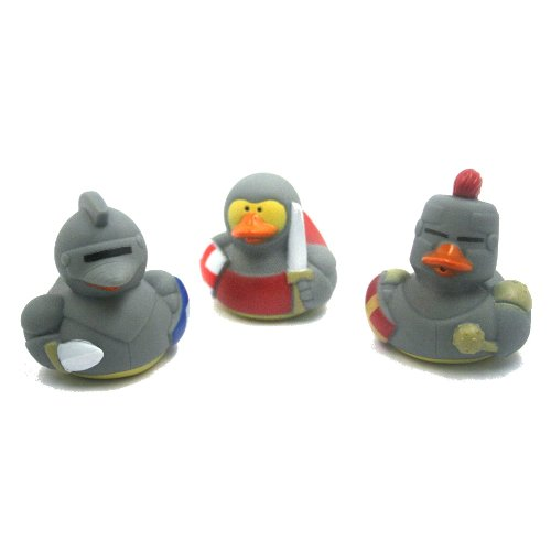 Fun Express Medieval Rubber Ducks (12 Count)