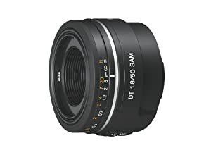 Sony SAL-50F18 1,8 / 50mm SAM Sony Portrait Objektiv
