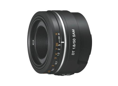 Sony DT 50mm AF f/1.8 SAM (SAL-50F18)