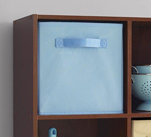 ClosetMaid 5879 Cubeicals Fabric Drawer, Light Blue 078433223631 : ToolFanatic.com
