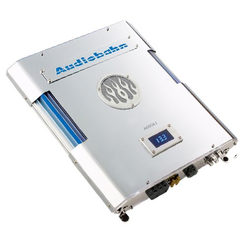 Audiobahn A2300HCT, 2-Channel High Current Power Amplifier