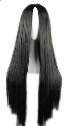 toptheway-gentle-womanly-hairstyle-long-soft-straight-heat-resistent-synthetic-wig-black-by-topthewa