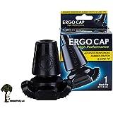 Ergocap® High Performance Crutch Rubber Tip (Universal)