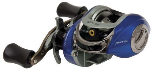 Quantum Fishing Antix 10 Bearing 7.0:1 Right Hand Baitcast Fishing Reel