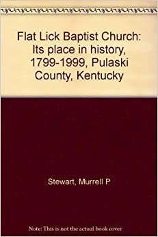 churches named flat lick that are in kentucky