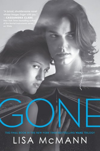 Cover of Gone (Wake Trilogy, Book 3)