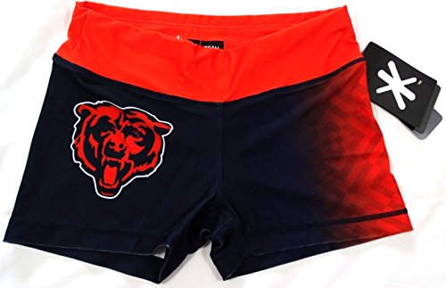 Forever Collectibles Chicago Bears Forever Collectibles Women's Boy Shorts Sizes (S)