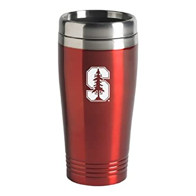 Stanford University - 16-ounce Travel Mug Tumbler - Red