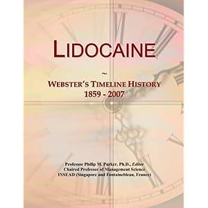Lidocaine History | RM.