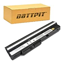 Battpit™ Laptop / Notebook Battery Replacement for MSI Wind U230-040US (4400 mAh)