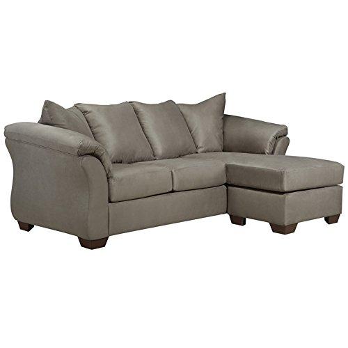 signature-design-sofa-chaise-by-ashley-darcy-in-microfiber-cobblestone