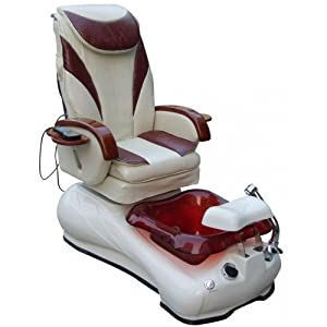 PEDICURE SPA - MANICURE CHAIR - MODEL