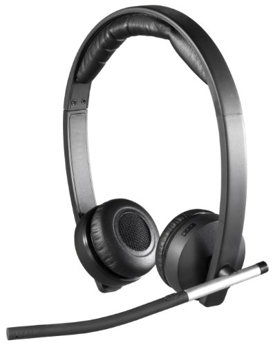 Logitech Wireless Headset Dual H820E Double-Ear Stereo Business Headset