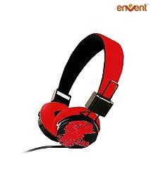 Envent (ET-HP045-RD) Ripple Headphone (Red)