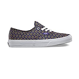 New Vans Authentic LLT Liberty Floral/Navy 7.5/9 Unisex Shoes