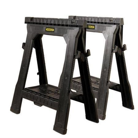 Folding Sawhorse Two Pack-2pack