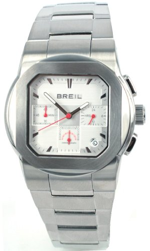Breil Men's Watch TW0587 With Silver Dial And Bracelet
