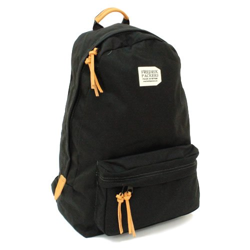 (フレドリックパッカーズ)FREDRIK PACKERS 500D DAY PACK BLACK