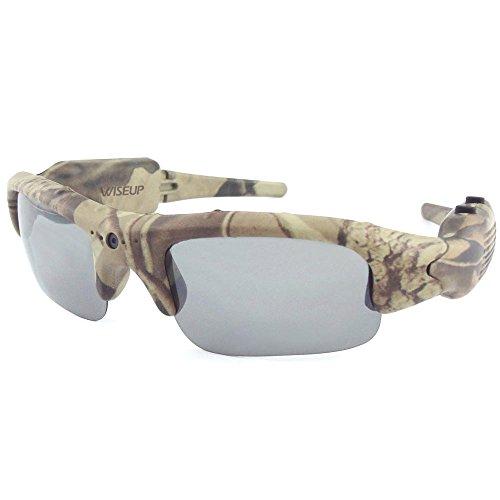 Wiseup 8GB 1280x720 HD Camouflage Hunting Eyewear