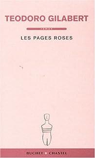 Les pages roses par Teodoro Gilabert